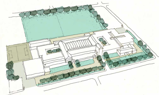 Featured image of article: Isleworth & Syon expansion makes progress
