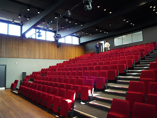 Featured image of article: St Mark's Drama Theatre – complete