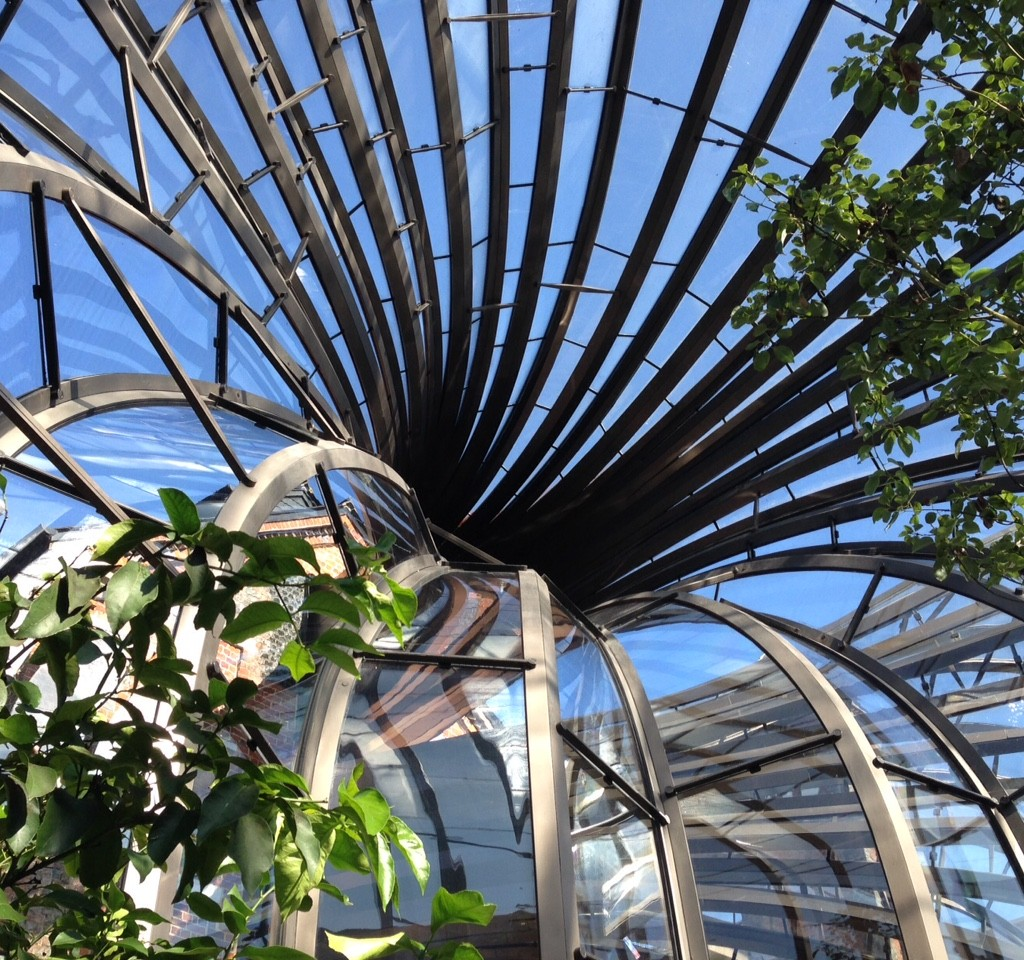 Featured image of article: Trust Trip to the Bombay Sapphire Distillery