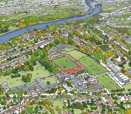 Featured image of article: St Mary's University Design Consultant Role