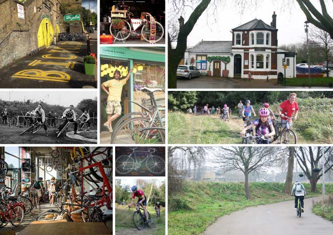 Featured image of article: Leyton Cycle Hub
