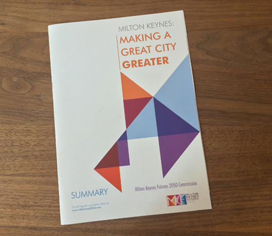 Featured image of article: MK Futures 2050: Making A Great City Greater Report Published
