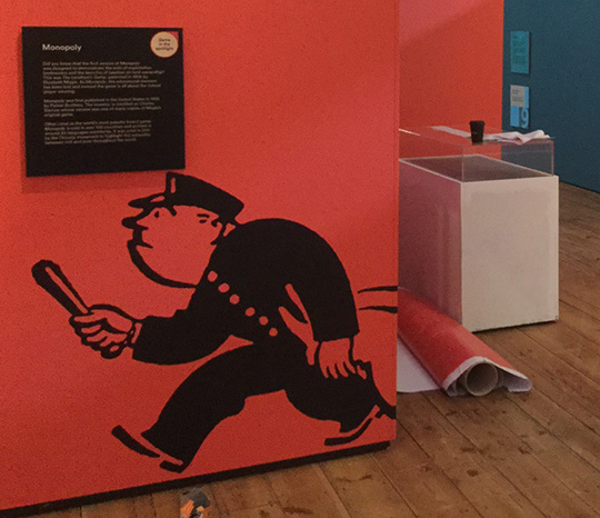 Featured image of article: Game Plan opening at the V&A Museum of Childhood