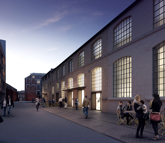 Featured image of article: Bath Quay Studios granted planning permission