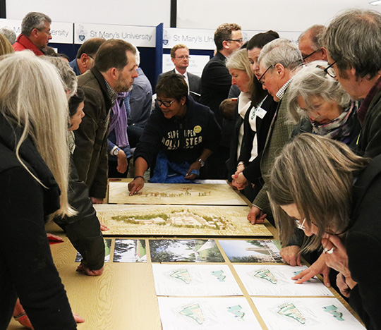 Featured image of article: Launch of St Mary's masterplan SPD public consultation